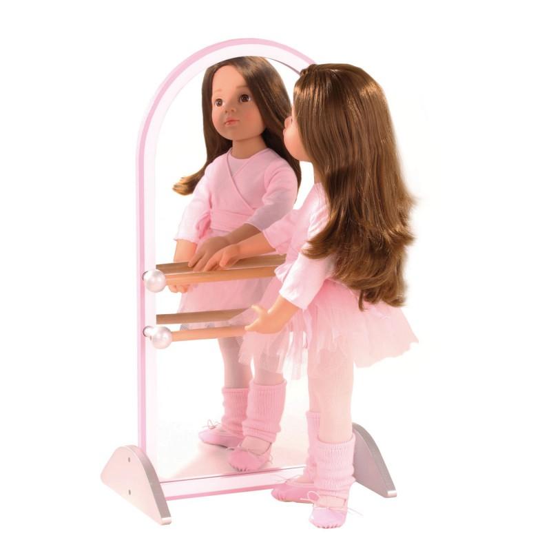 Balletspiegel voor je pop, Goetz