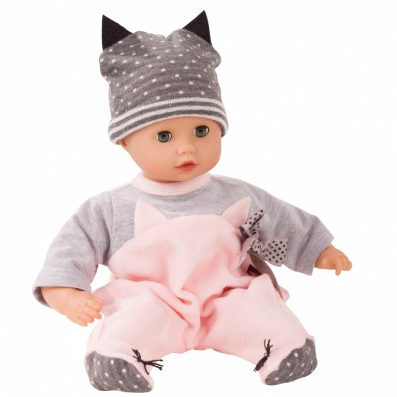 Kledingset Cosy Cat babypop M, Goetz