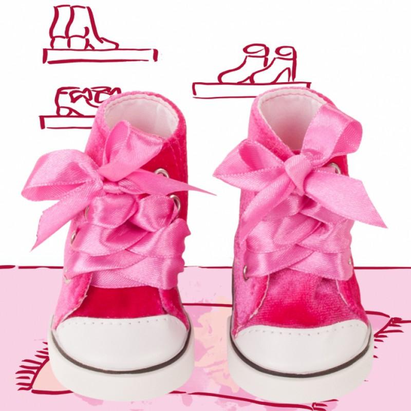 Sneakers Pink Velvet pop M en XL, Goetz