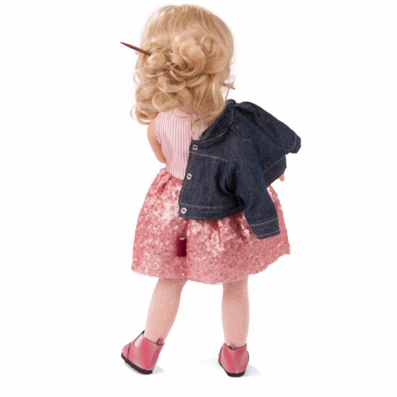 Kledingset Glitter Glamour pop XL, Goetz