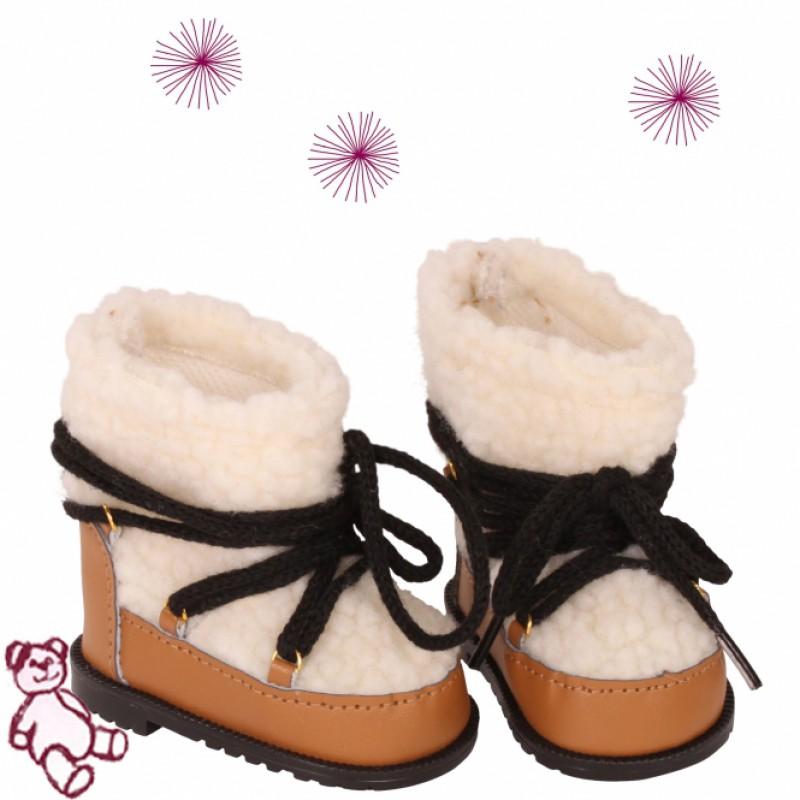 Snowboots pop M en XL, Goetz