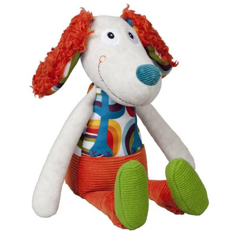 Knuffel hond Antoine, Ebulobo