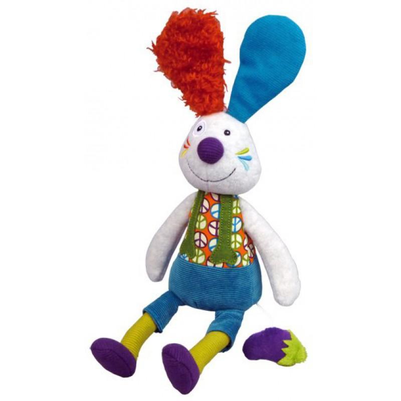 Muziekdoos konijn Jef, Ebulobo
