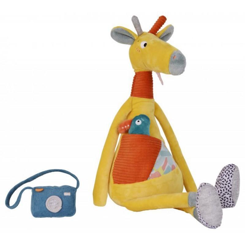Activity giraf Billie Ebulobo