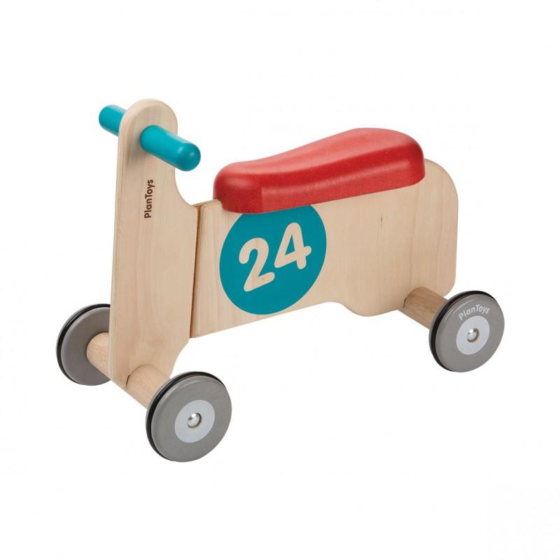 Loopfiets Ride-On blauw, Plan Toys