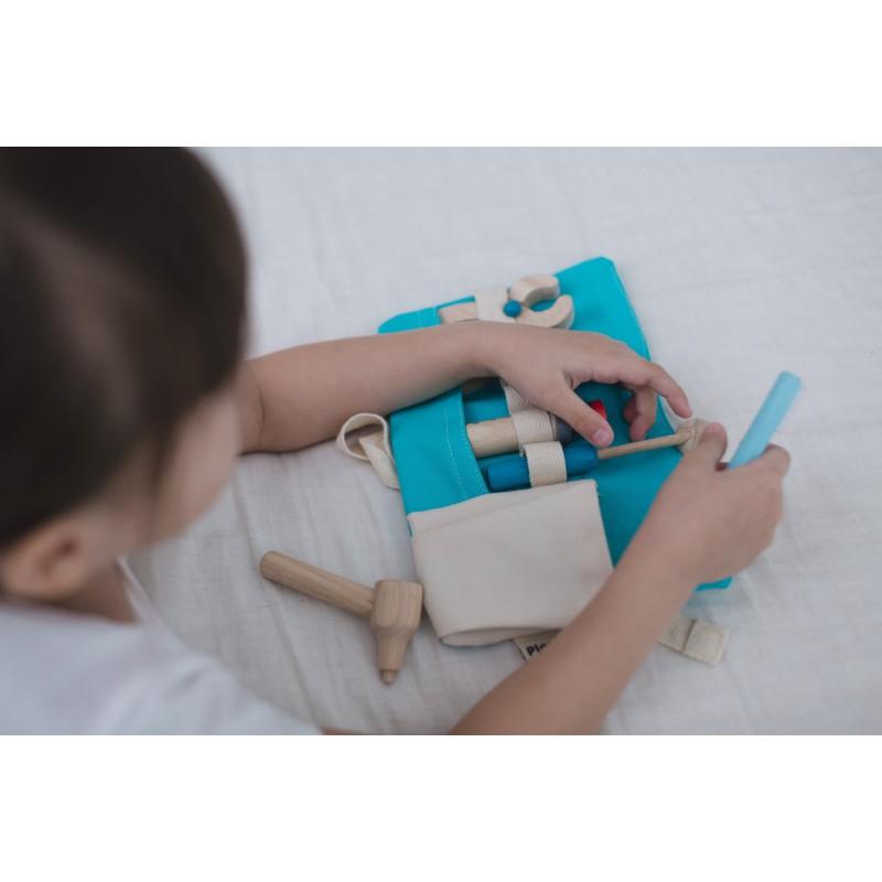 Tandarts set, Plan Toys