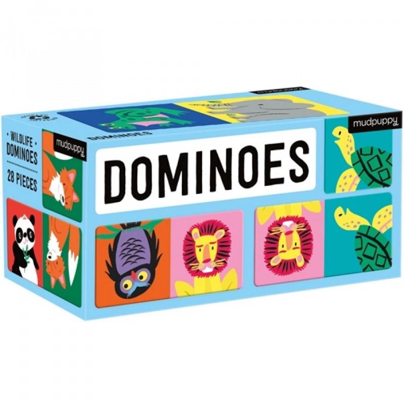 Domino wilde dieren, Mudpuppy