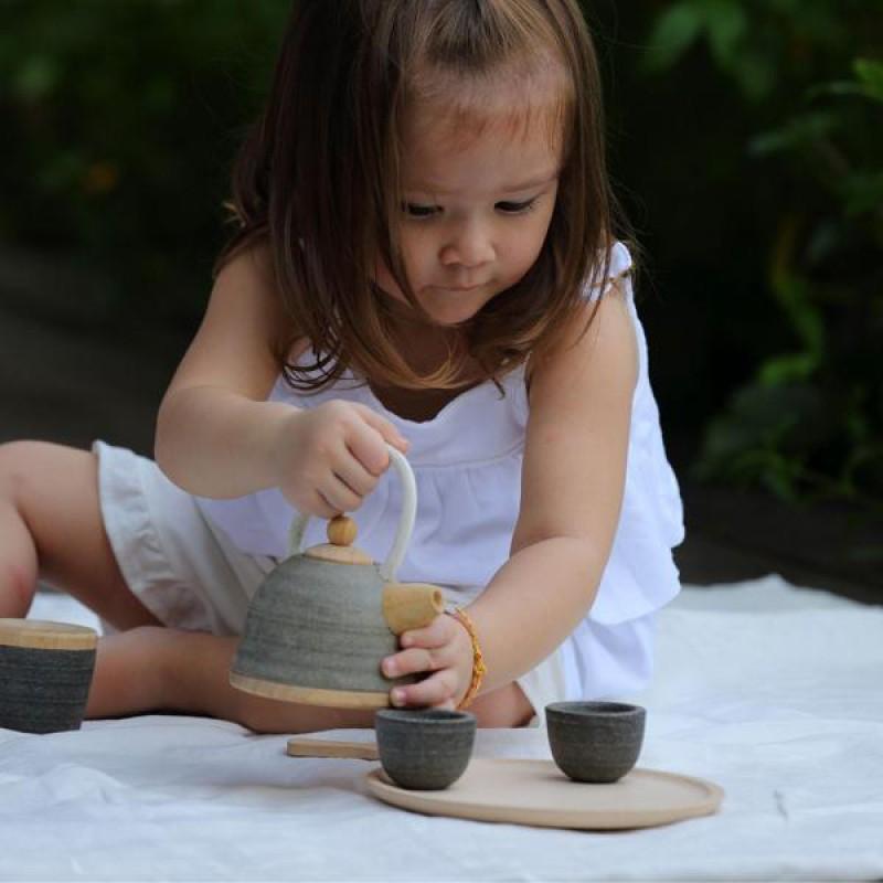 Aziatische theeset, Plan Toys