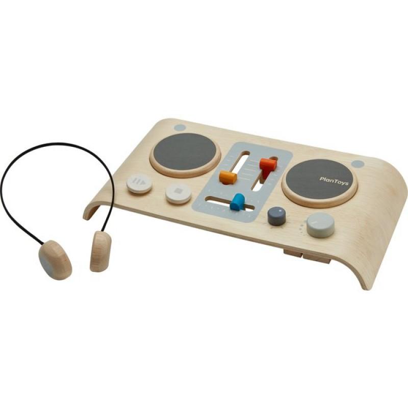 DJ mixer set, Plan Toys