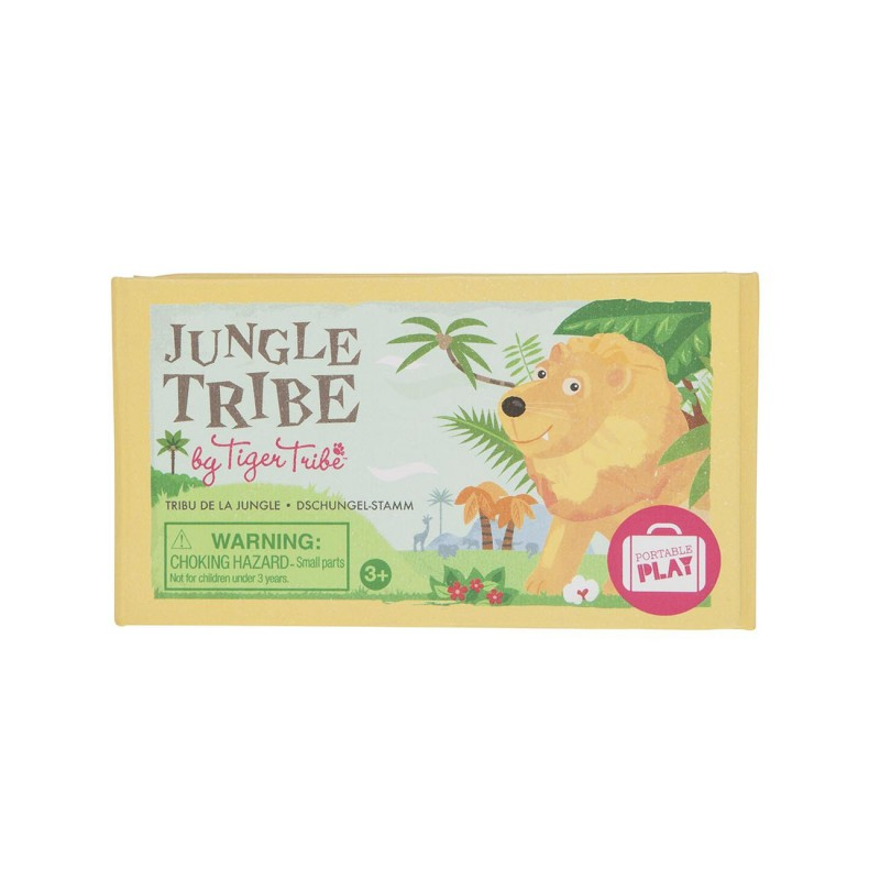 Jungle Tribe miniwereld, Tiger Tribe