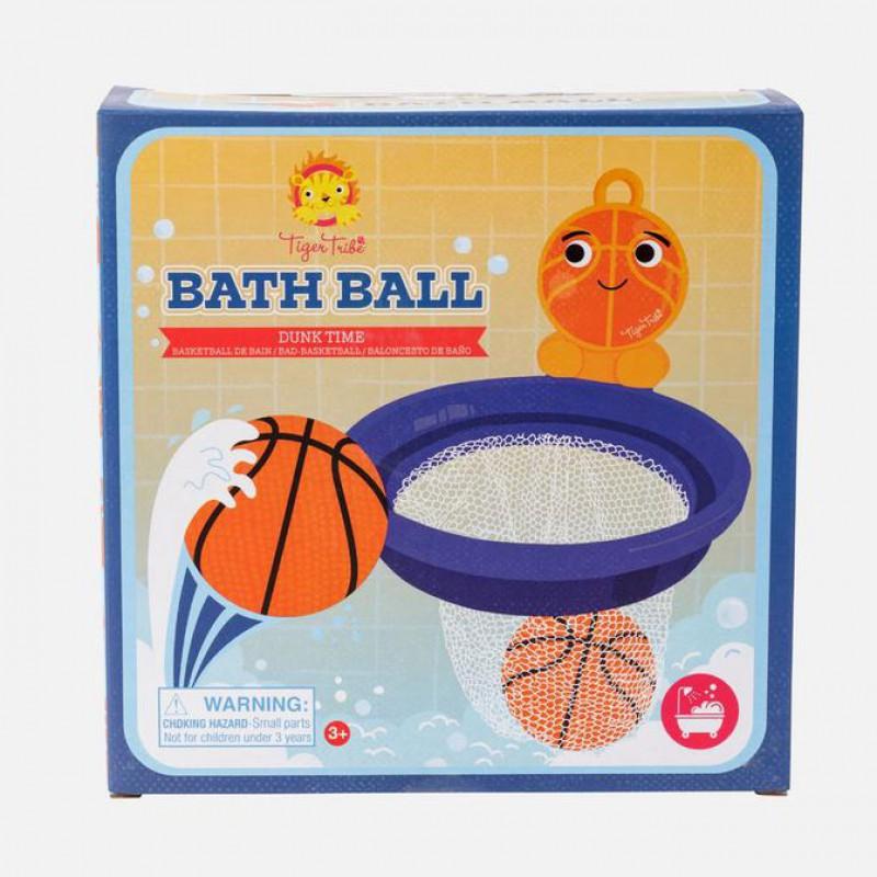 Bath Ball - Dunk Time, Tiger Tribe