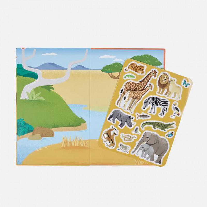 Speelboek safari, Tiger Tribe
