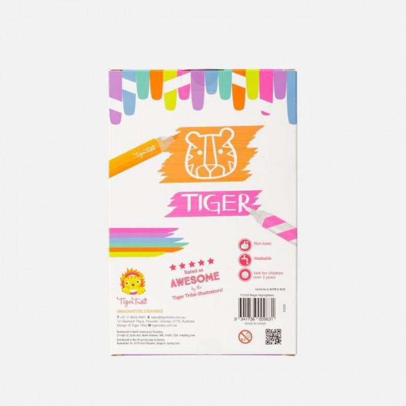 Magic Highlighter stiften, Tiger Tribe