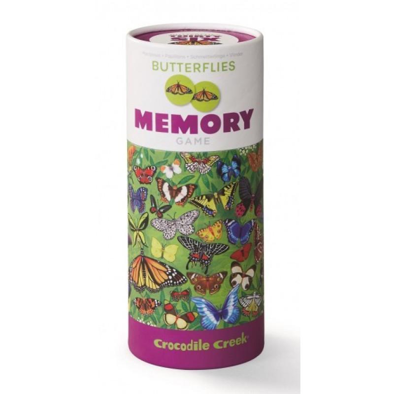 Memory 36 Vlinders, Crocodile Creek