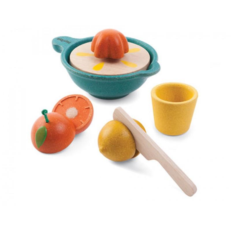 Citruspers, Plan Toys