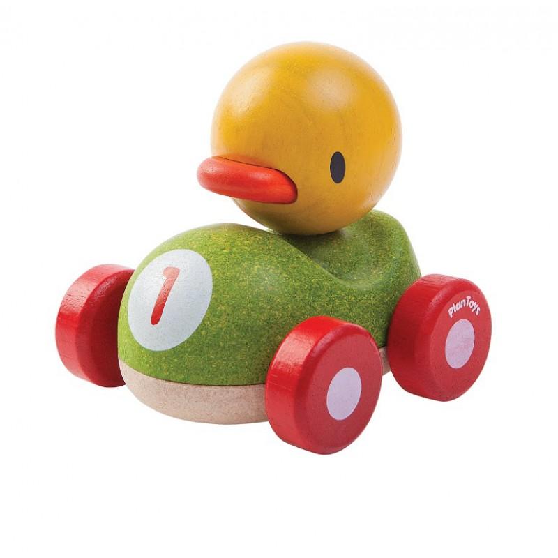 Duck racer, Plan Toys