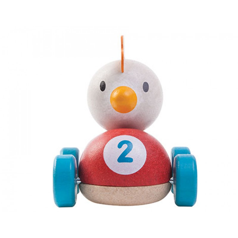 Chicken Racer, Plan Toys