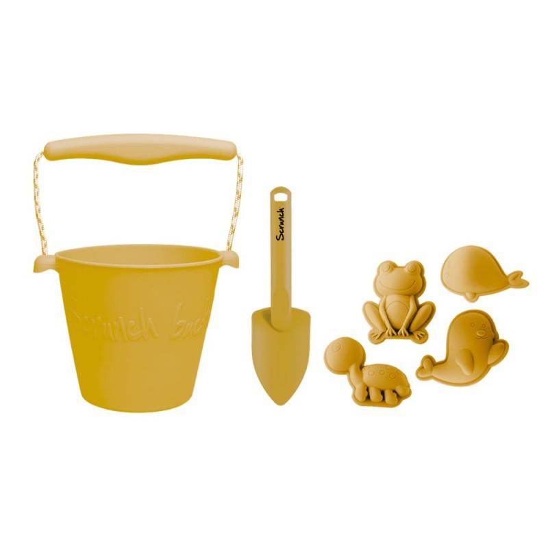 Mustard schepje, Scrunch