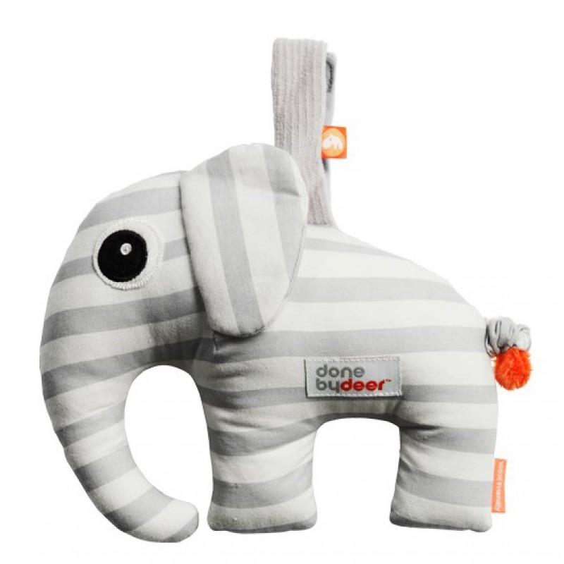 Muziekdoos olifant Elphee, Done by Deer