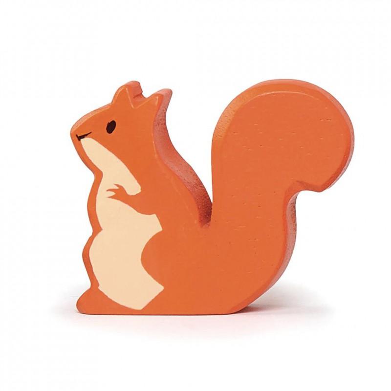 Houten eekhoorn, Tender Leaf Toys