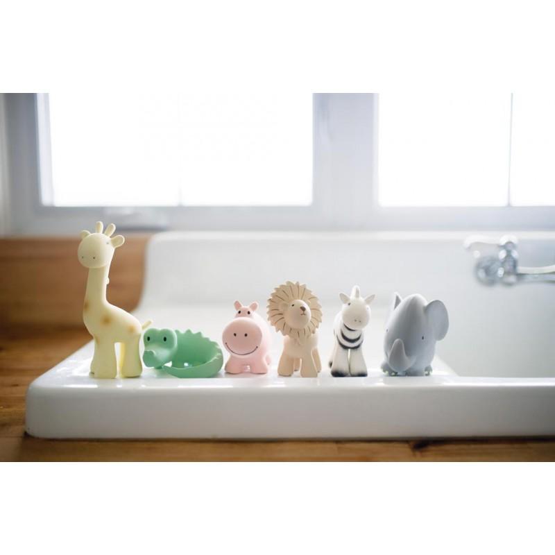 Bijt- en badspeeltje leeuw, Tikiri