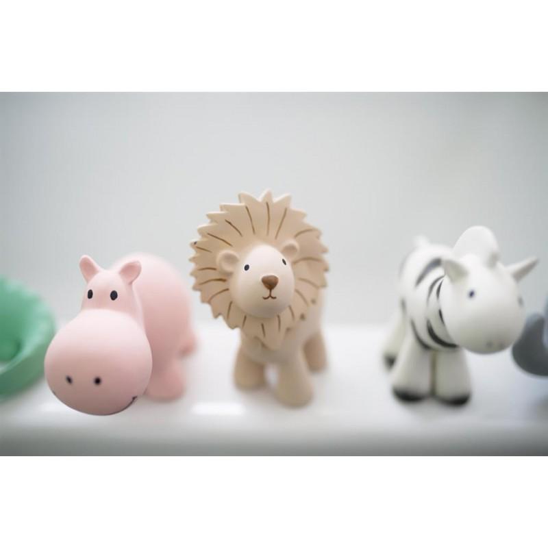 Bijt- en badspeeltje nijlpaard, Tikiri