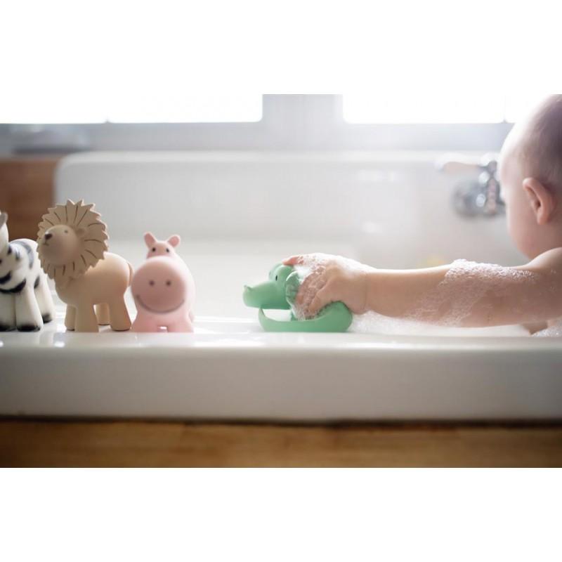 Bijt- en badspeeltje krokodil, Tikiri