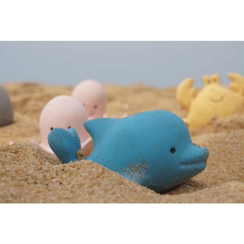 Bijt- en badspeeltje octopus, Tikiri