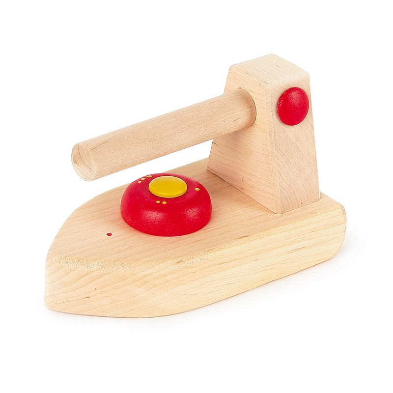 Houten strijkijzer, Egmont Toys