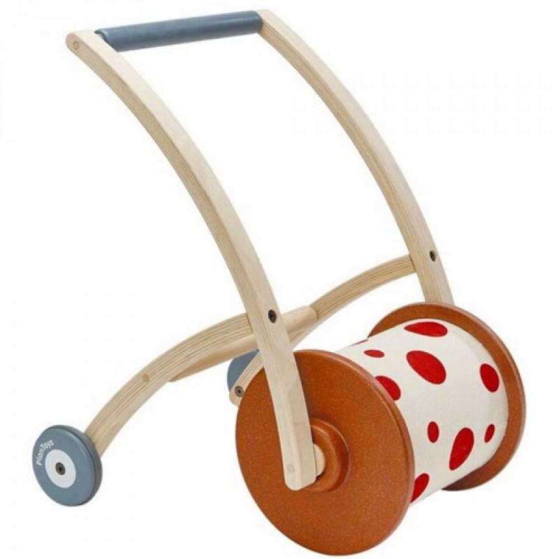 Roll N Walk loopwagen, Plan Toys