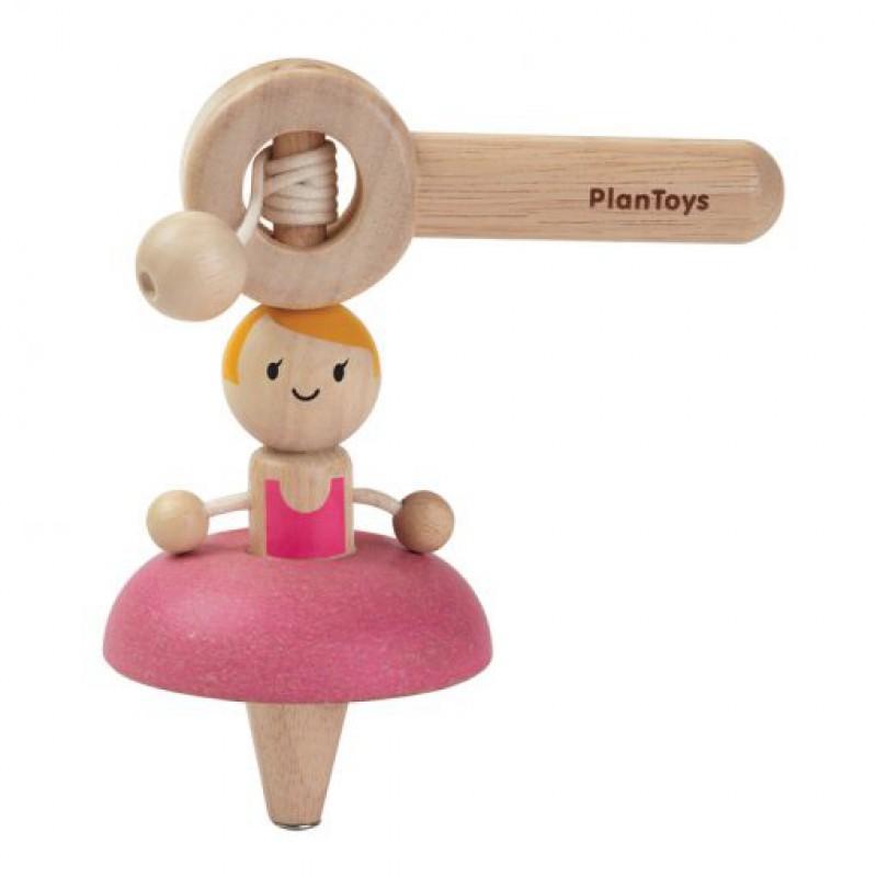 Tol ballerina, Plan Toys
