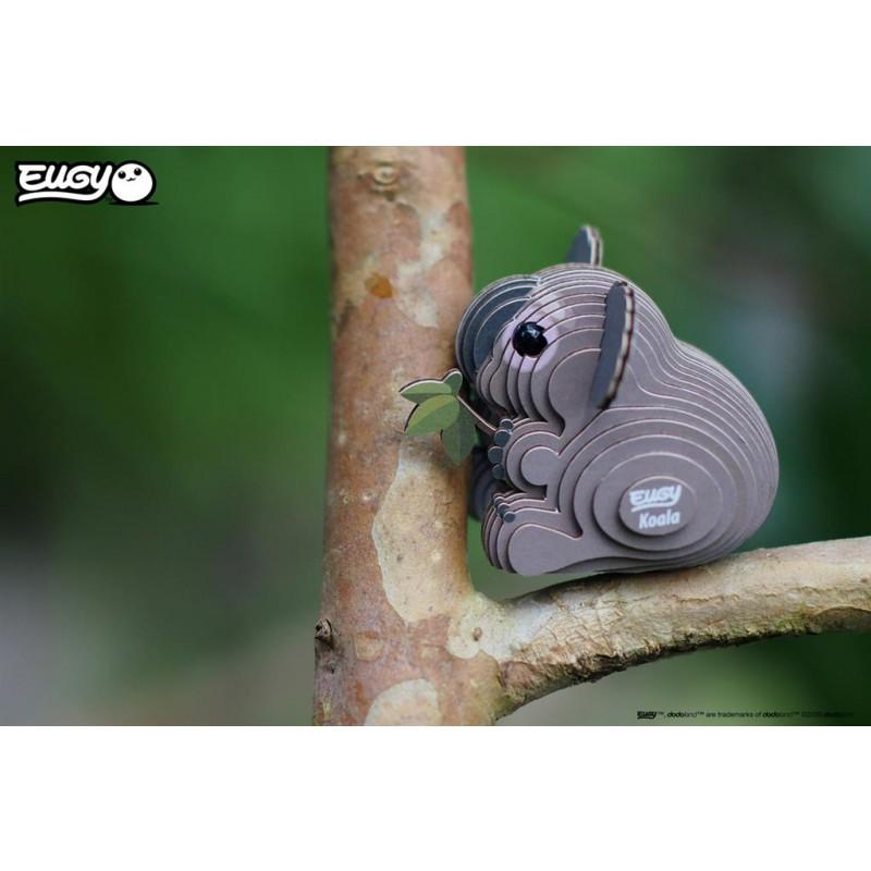 Koala 3D bouwpakket, Eugy