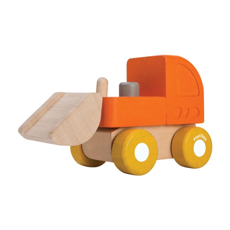 Mini bulldozer, Plan Toys