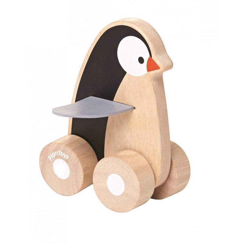 Pinguin Wheelie, Plan Toys