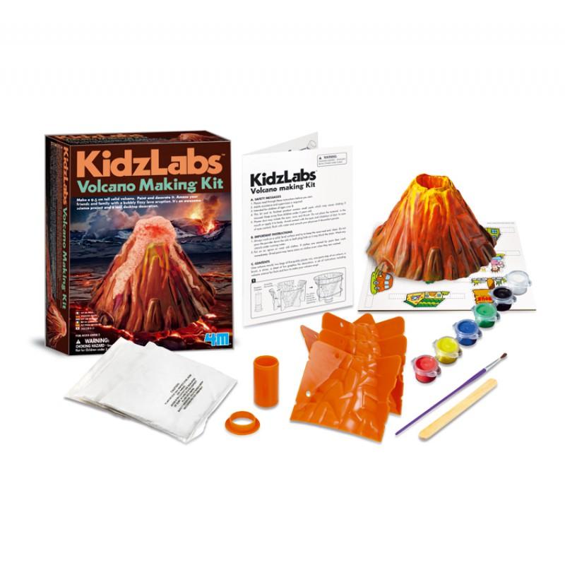 Vulkaankit, 4M KidzLabs