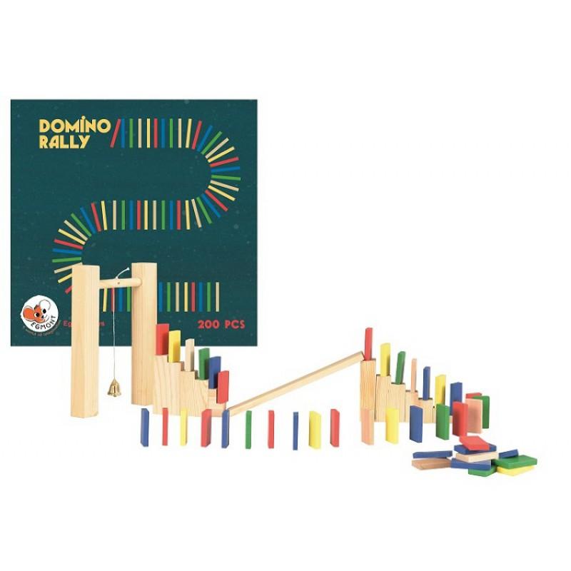 Domino Rally, Egmont Toys