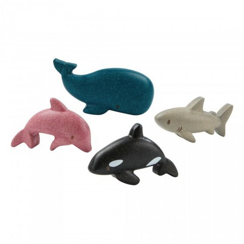Dolfijn, Plan Toys