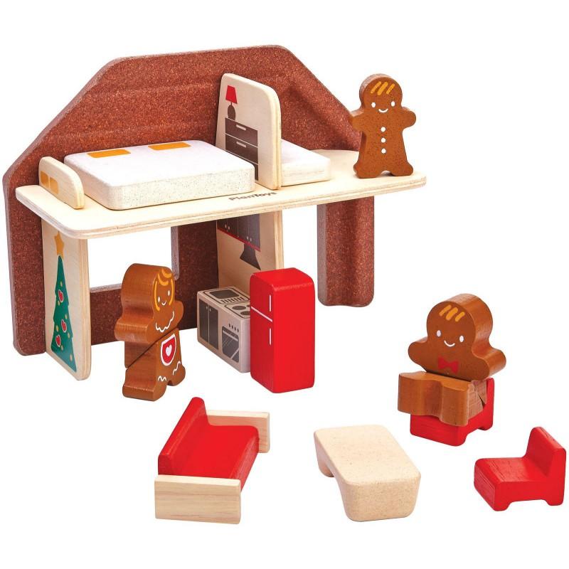 Koekhuisje, Plan Toys