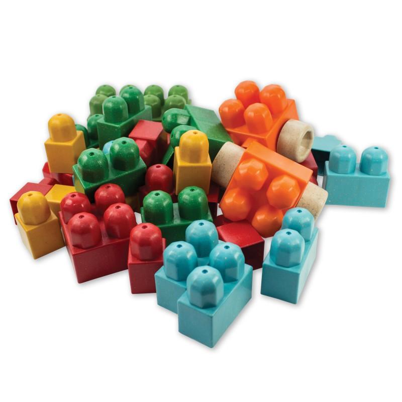 Bouwblokken 40 stuks, Anbac