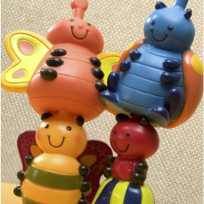 Snug Bugs, B. toys