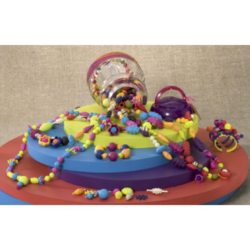 Pop-Arty! 300-delige sieradenset, B. toys