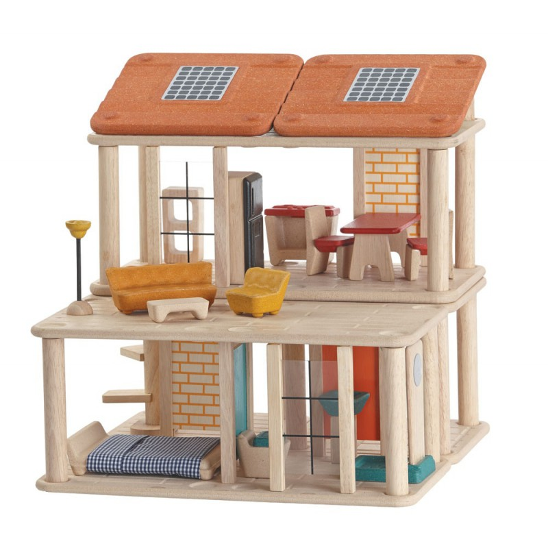 Creative Play poppenhuis, Plan Toys