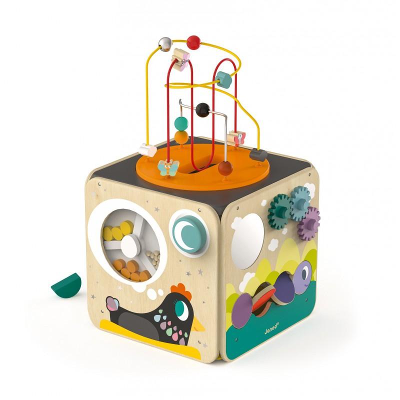 Maxi activity speelbox, Janod