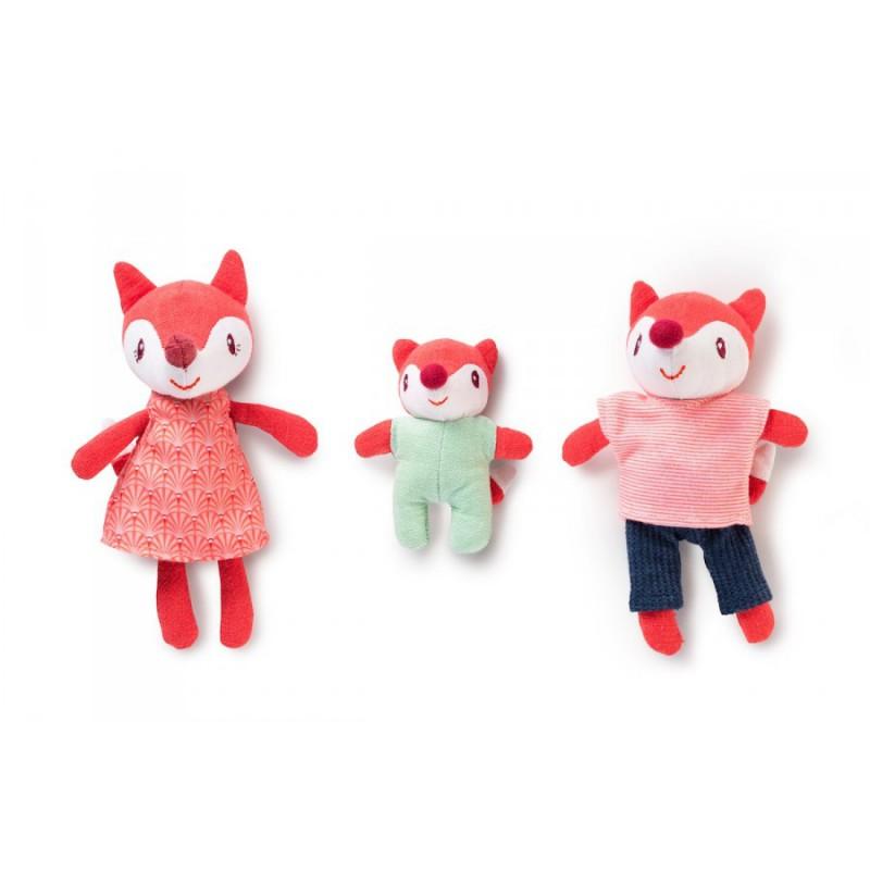 Het gezin van Alice het vosje, Lilliputiens
