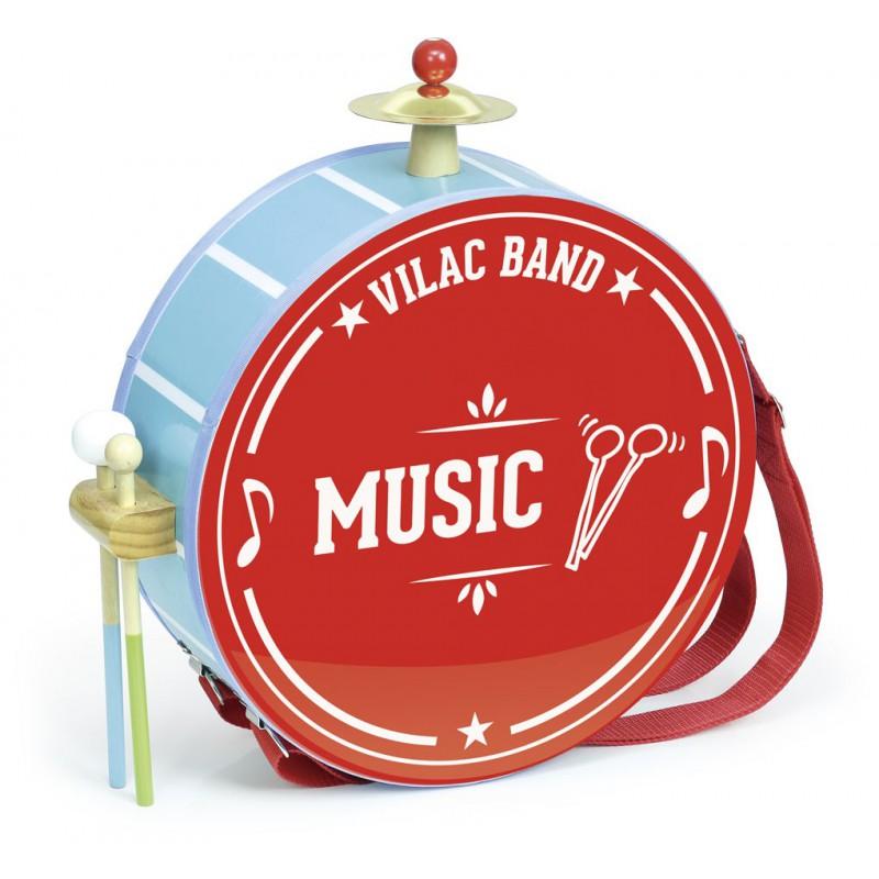 One Man Band muziekset, Vilac