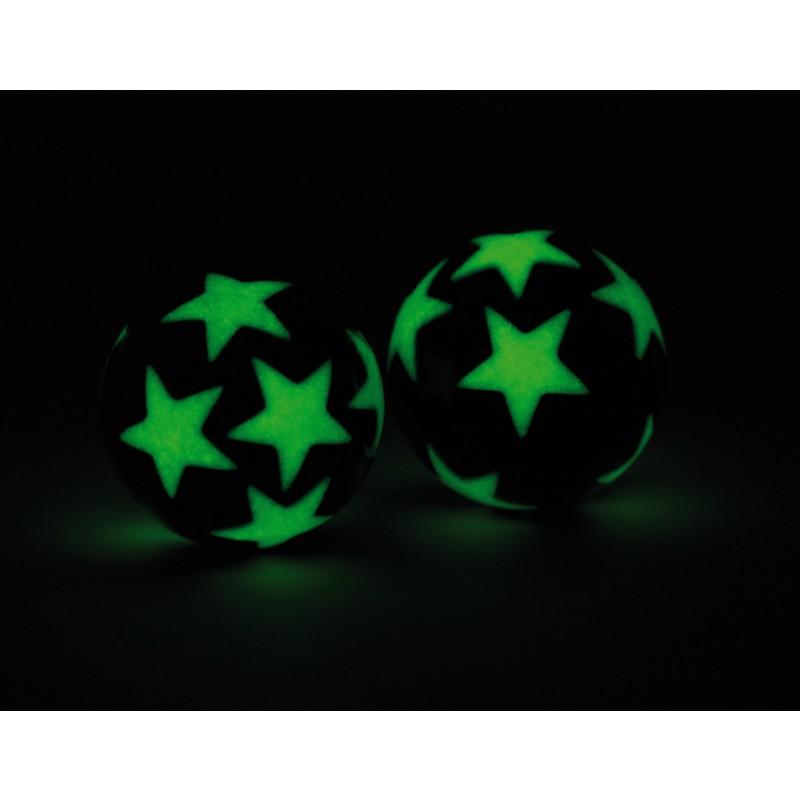 Glow-in-the-dark stuiterbal Sterren