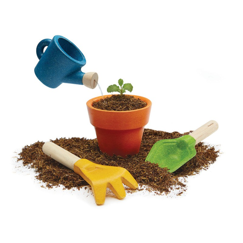 Tuingereedschap, Plan Toys