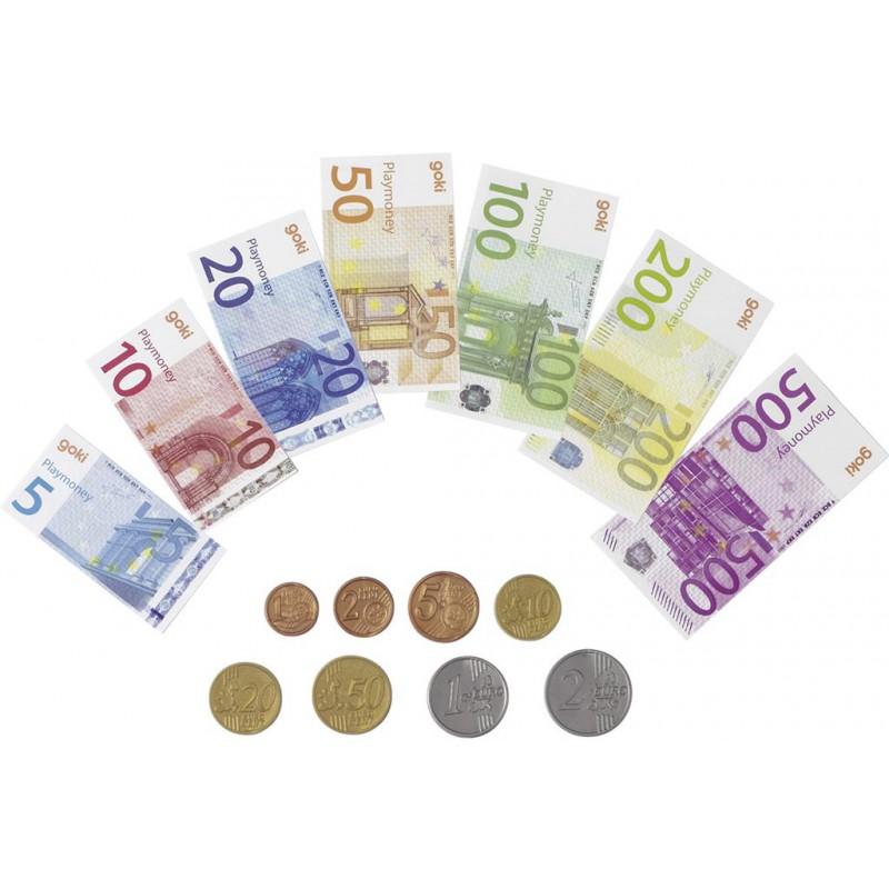 Euro speelgeld, Goki