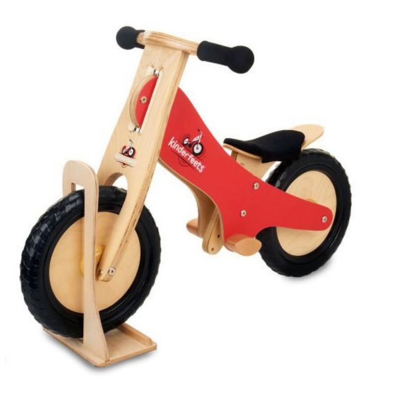 Standaard voor loopfiets, Kinderfeets
