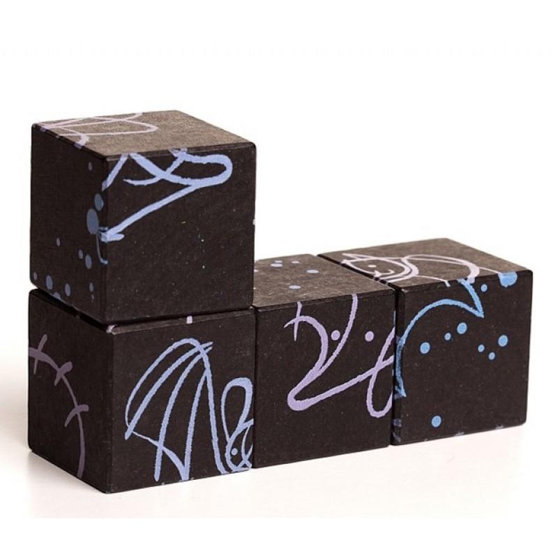 Blokpuzzel nachtdieren, Bajo